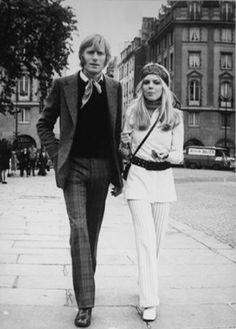 France Gall et Nino Ferrer - 5 juillet 1969