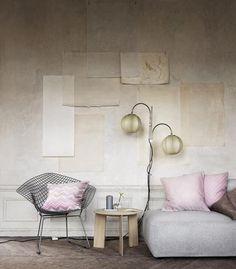 #déco Une chambre aux couleurs douces et harmonieuses