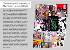 #youthtonic #ss18  #moodboard #male #fashion #projects