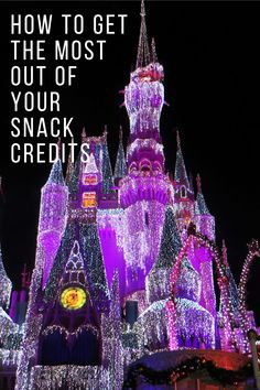 Don't be a Dining Plan Snack Credit Newbie! One of the easiest ways to get the best value out of your dining plan is to make the most of your snack credits. But it's so easy to make a rookie mistake if you've never used the plan before. So today we're looking at 8 different mistakes you could make, and how to avoid them! Disney World Packing, Disney World Vacation, Disney Vacations, Walt Disney World, Disney Planning, Disney Tips, Car Seat Travel Bag, Stroller Fan