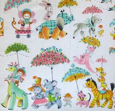 1000 Images About Vintage Wrapping Paper On Pinterest