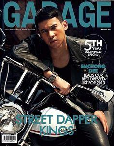 jc de vera april 2013 garage magazine pinterest