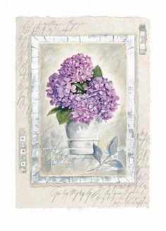 Lilacs - framed                                                                                                                                                                                 Más