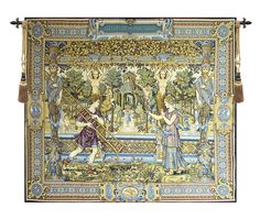 Vertumnus European Wall Tapestry