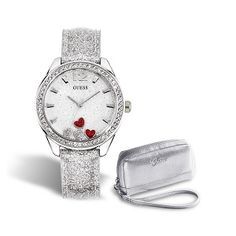 I want this guess watch like NOW! 2013, Omega Watch, Bling, Watches, Detail, Pretty, Accessories, Envy, Trends