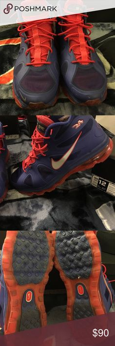 Shoes Ken Griffey Junior shoes in perfect condition Air still in shoes condition of shoe nine out of 10 Nike Shoes Athletic Shoes