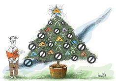 Feliz Navidad con Código Penal - Pancho Cajas
