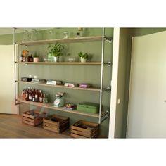 Specialist in steigerbuis en buiskoppelingen Bathroom Medicine Cabinet, Design, Studio Ideas, Desk, Design Comics
