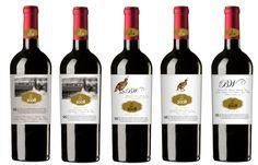 Marca Privada Chile Wine Label Design