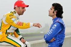 Tony Kanaan says his installation as the new driver of Chip Ganassi Racing's No. 10 Target entry has the full backing of the car's former occupant, Dario Franchitti. IndyCar RACER.com