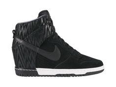 Nike Dunk Sky Hi Print Women's Shoe - $125