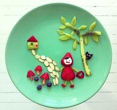 Ideas de comida divertida en instagram