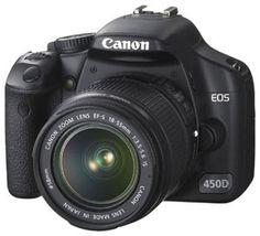Canon EOS 450D/Canon Rebel XSi