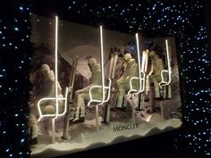 V.I.G.: Selfridges Christmas Window Display !