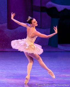 "Tiler Peck, ""Sugar Plum Fairy"", ""The Nutcracker"", New York City Ballet"