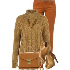 Mustard Top by daiscat on Polyvore featuring moda, CIMARRON, ASOS, Kendra Scott and David Yurman