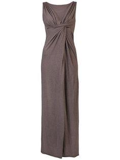 RICK OWENS LILIES Sleeveless Dress 580 евро