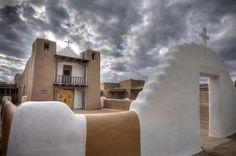 San Geromimo Chapel (Church), Taos Pueblo, New Mexico