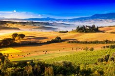 Photograph Val d'Orcia by Anel Alijagić on 500px