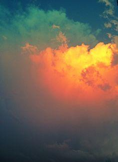 """zoetic1986: """"Ah! O céu da Amazônia… """""""