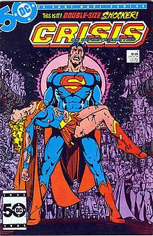 Crisis on infinite Earths set the stage for my favourite era of DC comics