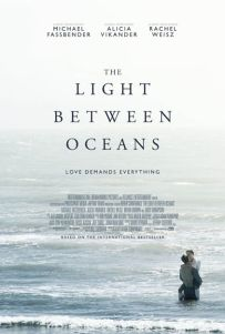 """My review of """"The Light Between Oceans"""" http://cwatlanta.cbslocal.com/2016/09/02/the-light-between-oceans-movie-review/"""