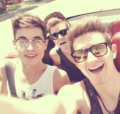 O2L-Ricky, Connor, and Kian