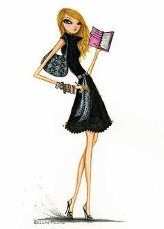Bella Pilar Fleur of Italy Fashion Art, Girl Fashion, Fashion Design, Ballet Fashion, Fashion Styles, Runway Fashion, Fashion Sketches, Fashion Illustrations, Fashion Drawings