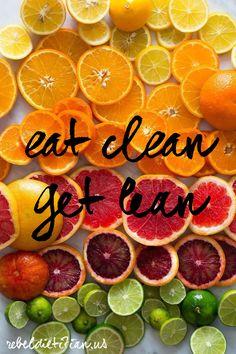 Eat Clean Get Lean Summer 2014