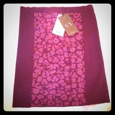 A/X Purple Metallic Animal Panel Mini Pencil Skirt Sexy, sophisticated luxury skirt by Armani Exchange. Perfect to wear for a night on the town. Stretchy so it fits incredible! 48% Rayon/ 31% Nylon/ 18% Polyester/ 3% Spandex. NWT! MSRP $88. A/X Armani Exchange Skirts Pencil