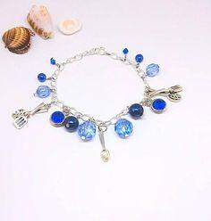 Spoon Bracelet, Charm Bracelets, Pearl Bracelet, Beaded Bracelets, Beautiful Gifts For Her, Amazing Gifts, Gifts For Cooks, Gifts For Wife, Stocking Fillers