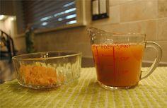 Ninja Blender Recipes - making apple juice with a Ninja Blender - #ninjablender