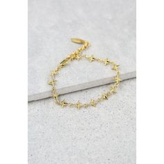 """Lucky Charm Northern Star Bracelet """"The Constant"""""""