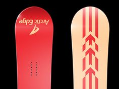 old snowboard design - take 2