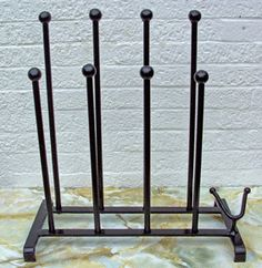 Welly Racks / Stands - Aslockton Forge