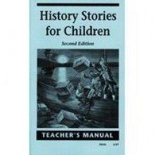 History Stories for Children - Teacher's Manual