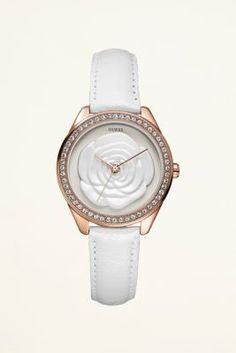 GUESS Rose-in-the-round watch love this watch :)