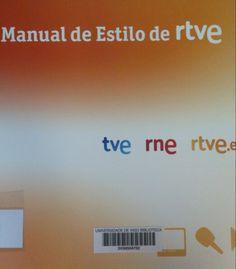 Manual de estilo de la corporación RTVE