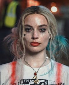 """margot robbie as harley quinn in 'suicide squad' and 'birds of prey' Arlequina Margot Robbie, Margo Robbie, Margot Robbie Harley Quinn, Joker Und Harley Quinn, Harley Quinn Drawing, Harley Quinn Cosplay, Birds Of Prey, Arley Queen, Harey Quinn"