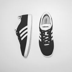When you're unsure of what to wear, stay classic with the adidas VL Court Suede trainers.