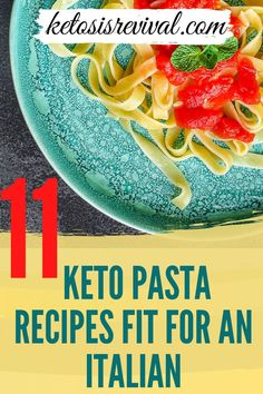 Must-try these keto pasta recipes that are fit for an Italian. There are lots of super delicious low-carb ingredients that you can use to replace pasta such as keto-friendly pasta or DIY zoodles. Check out this pin for some keto pasta recipes! #ketodietrecipe #ketosis #ketodiet #ketodinner #lowcarbdiet #ketopasta Keto Pasta Recipe, Pasta Recipes, Low Carb Recipes, Tasty, Yummy Food, Recipes For Beginners, Keto Dinner, Lunch, Snacks