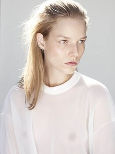 i-D PRE-SPRING 2013. minimal, sportswear, minimalist, minimalism, womenswear, utility
