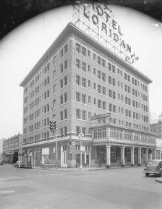 Hotel Floridan Historic Tampa Florida - Newly reopened!