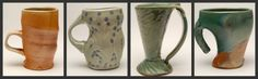 Scroll down for images from 100 mugs show