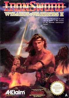 I can't believe it's not Wizards & Warriors 1.