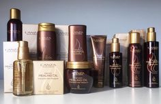 The L'ANZA Keratin Healing Oil Collection