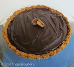 Tart_2-PM//Chocolate Peanut Butter Tart