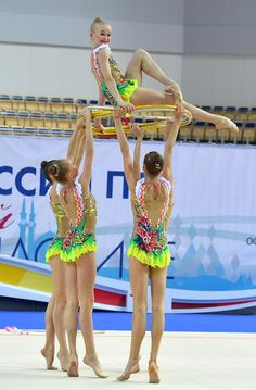 Group Russia, Russian Nationals 2014