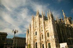 Top 6 choses à voir à Milan, Cathédrale du Duomo, Italie