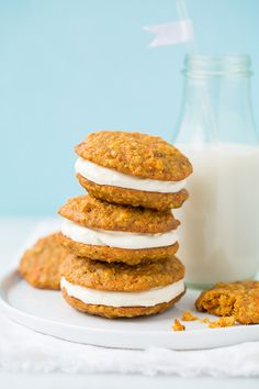 Carrot Cake Cookies - Cooking Classy